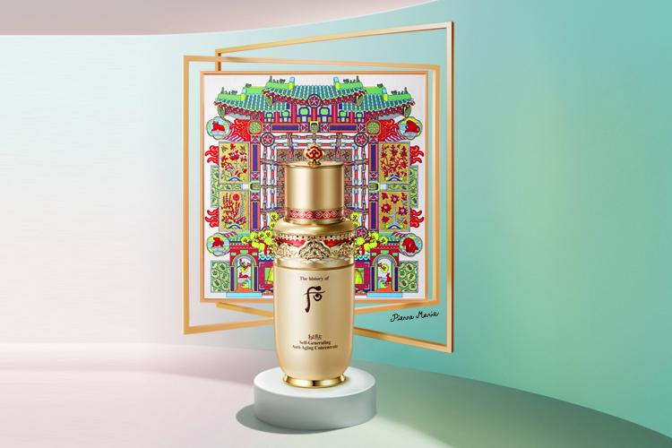 The history of Whoo, Traditional Korean Royal Beauty Secrets